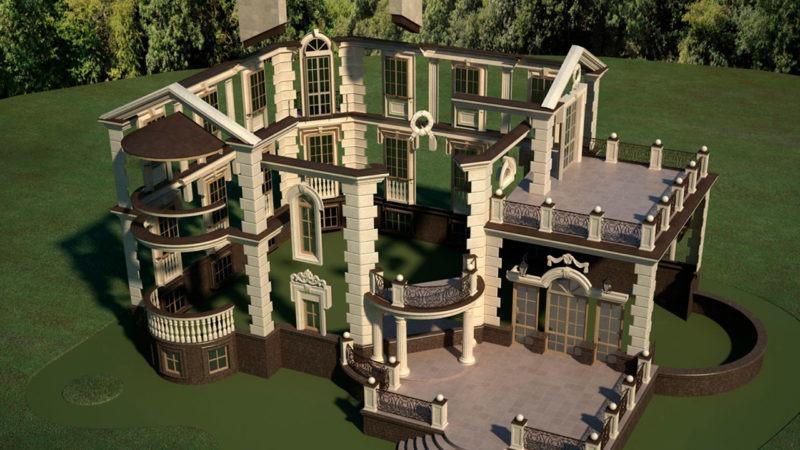 image for Вариантное проектирование загородных домов